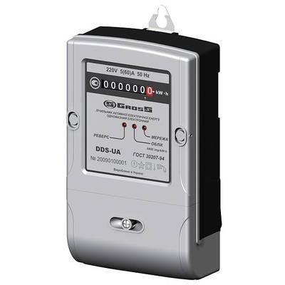 Счётчик электрической энергии DDS-UA