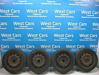 Комплект дисков R15 с шинами 195/50 Ford Fusion 2002-2012 Б/У