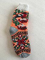 Шкарпетки жіночі зимові шерстяні кругові дорослі розмір 35-41
