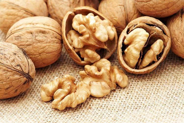 Грецкий орех 50 грамм