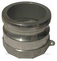 Соединение быстроразъемное (Camlock) муфта А3