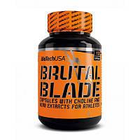 Жиросжигатель BioTechUSA BRUTAL Blade, 120caps