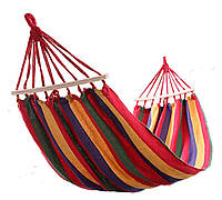 Подвесной гамак Original 2х0.8 м Разноцветный (RI0411)