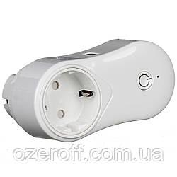 Умная WI-FI розетка socket (4981)