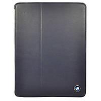 Чехол-подставка BMW кожаный для iPad4 / New iPad / iPad2 Signature Blue