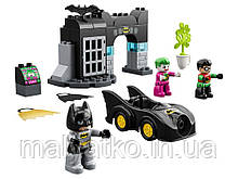 Lego Duplo Бэтпещера 10919