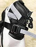 🔥 Nike Air Force 270 White Black Найк Аир 270 Черный Белый 🔥 Найк мужские кроссовки 🔥, фото 4