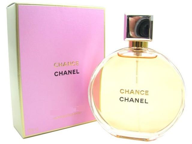 Chanel Chance туалетная вода 100 ml. (Шанель Шанс)