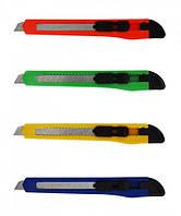 Ніж канцелярський 9 мм Cutter нож канцелярский