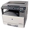 Цифровое копирование распечатка черно-белых документов