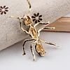 Брошь брошка значок металлический насекомое МУРАВЕЙ ОГРОМНЫЙ мурашка, фото 5