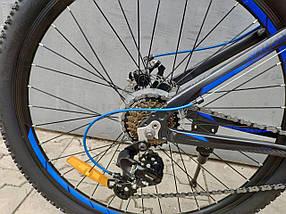 Горный алюминиевый велосипед Benetti 26 Vento DD Al, фото 3