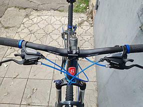 Горный алюминиевый велосипед Benetti 26 Vento DD Al, фото 2