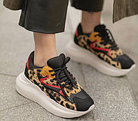 Женские кроссовки Леопардовые SOFIMARAT (38 размер)