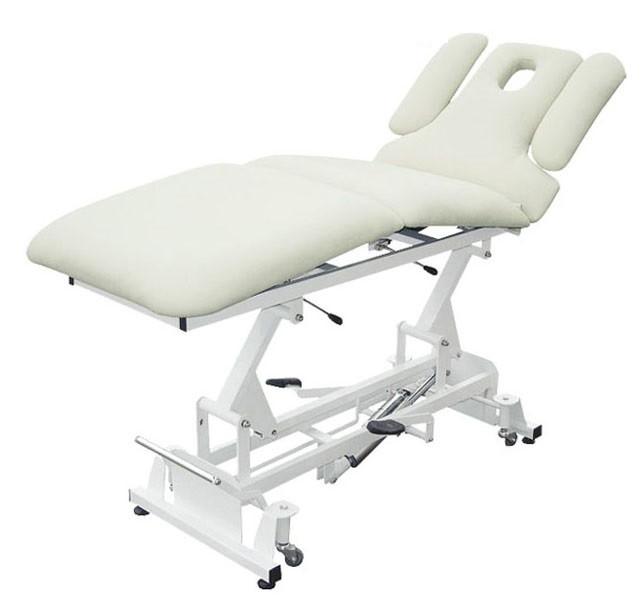 Кушетка массажный стол для наращивания ресниц гидравлический стационарный BS- 289-B
