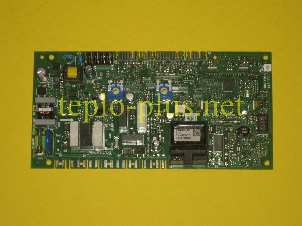 Плата управления 95000950 Unical IDEA AC 23, CS 18, CS 24, CS 28, CS 32, Roda VorTech One CS 18, CS 24, CS 28, фото 2