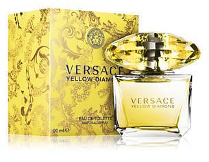 Versace Yellow Diamond Туалетная вода 90 ml EDT (Версаче Желтые Желтый Брилиант Даймонд) Женский Парфюм, фото 2