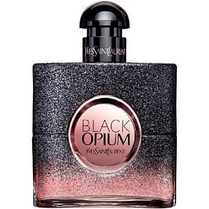Yves Saint Laurent Black Opium Floral Shock Парфюмированная вода 90 ml YSL EDP (Ив Сен Лоран Блек Блэк Опиум), фото 2