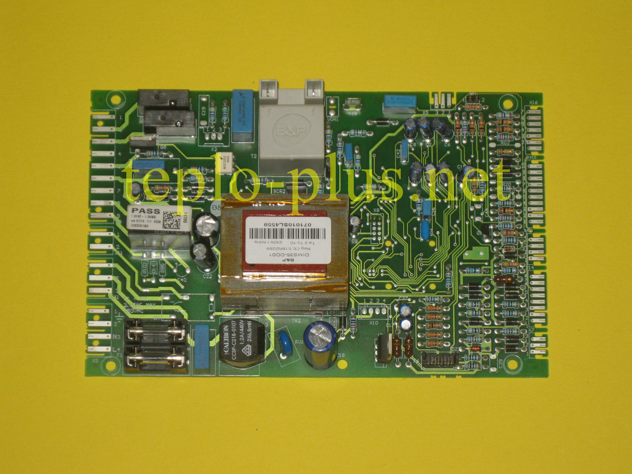 Плата управления D003201569 (3003201569) Demrad Nitron HKF224, HKF230