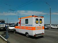 Перевезти больного из Симферополя в Днепропетровск