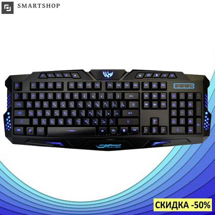 Игровая клавиатура с подсветкой Atlanfa M200, фото 2