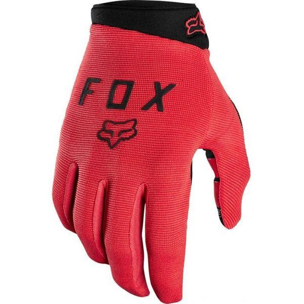 Вело перчатки FOX RANGER GEL GLOVE [BRT RED], XL (11)