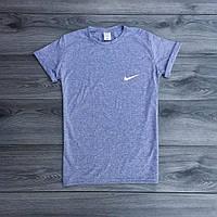 Чоловіча футболка логотип NIKE, 4 кольори S,M,L,XL / мужская футболка логотип НАЙК, 4 цвета 46 48 50 52