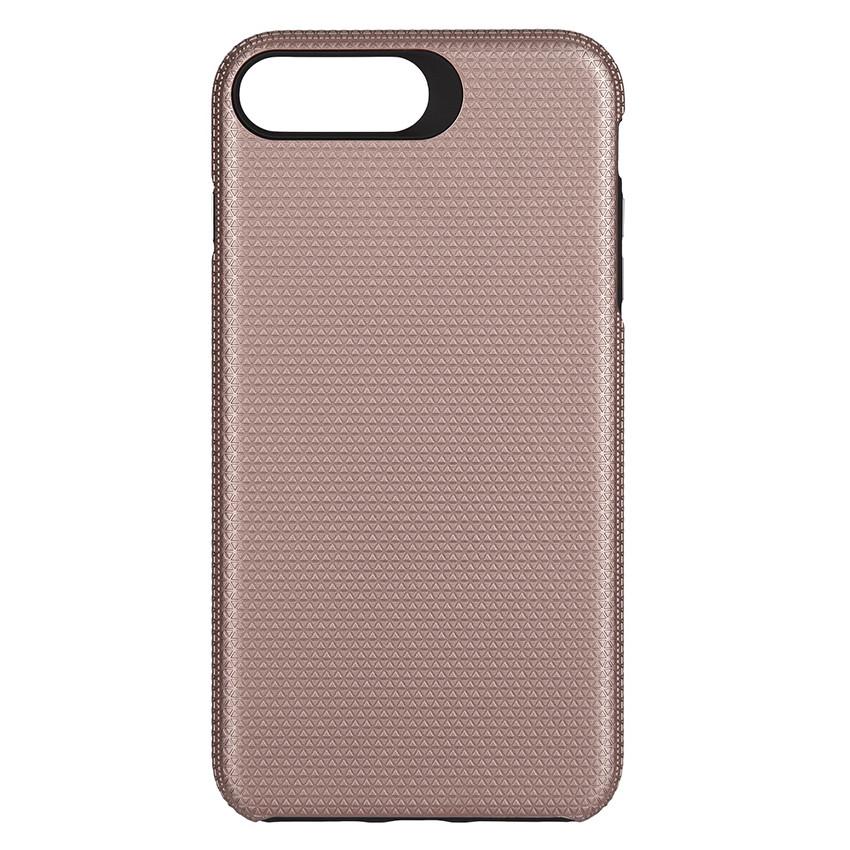Чехол 2E для iPhone 7 Plus/8 Plus Triangle Rose Gold