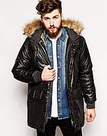 Парка\куртка Bellfield - Salford Black2 (мужская/чоловіча) Зима
