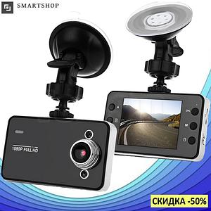 Автомобильный видеорегистратор DVR K6000 Full HD 1080 P (s83)