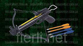 Арбалет пистолет Man Kung -50A1/5PL
