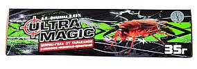 """Шприц-гель от тараканов """"Ultra Magic"""" (35г.)"""