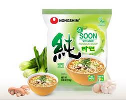 Локшина Nongshim Veggie Ramyun 112 g