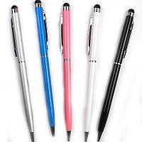 Ручка шариковая Klerk стилус (0,7мм), стержень синий, поворот