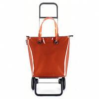Сумка-тележка на колесах Испания Rolser Mini Bag Plus Tornasol Logic RG 21 Mandarina