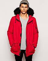 Парка\куртка Bellfield - Oxide Red2 (мужская) Зима