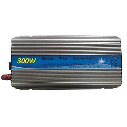 On-Grid (мережевий) інвертор AGI-300W, фото 2