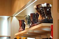 Оборудование для магазинов обуви, торговая мебель, торговое оборудование