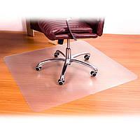 Защитный напольный коврик под кресло Oscar Шагрень фактурный 2 мм 1000х1250 мм SKL54-240919