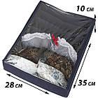 Коробка с крышкой для бюстиков (джинс), фото 2