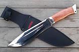 Нож Шерхан с зубами(Серрейтор), фото 2