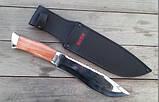 Нож Шерхан с зубами(Серрейтор), фото 3