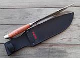 Нож Шерхан с зубами(Серрейтор), фото 4