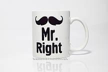 """Чашка мистер из коллекции """"Mr & Mrs"""""""