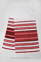 Свадебный вышитый рушник под ноги 190-35 см на тике