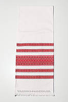 Весільний тканий рушник для перев'язування рук і під ікони, фото 1