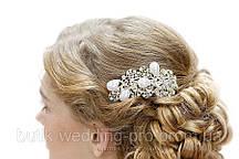 Гребінь у зачіску з перлами 19