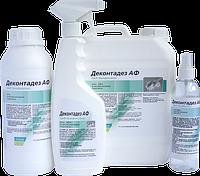 Фамидез Деконтадез АФ (Дезомарк) - средство для экстренной дезинфекции поверхностей, 0,25 л