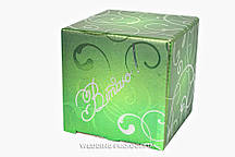 "Подарочная упаковка с надписью ""Вітаю"", цвет-зелёный м"