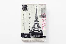 Обкладинка для паспорта з оригінальним дизайном, 150 грн.